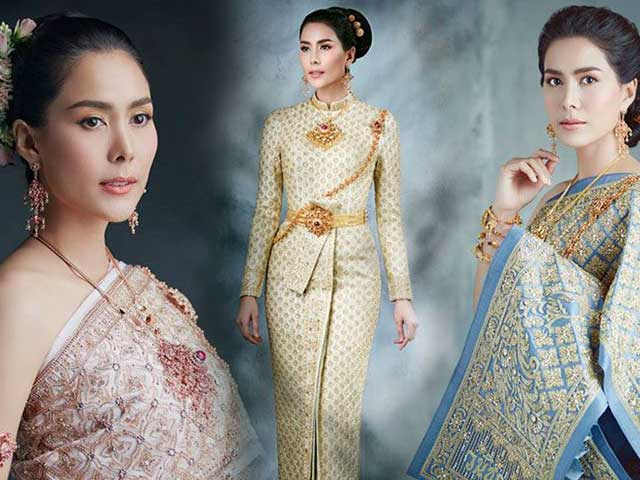 Thai-fashion-dress-