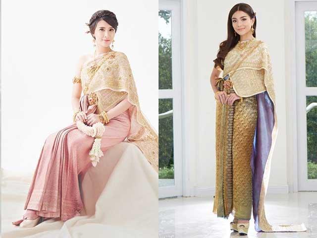Thai-Dresses-