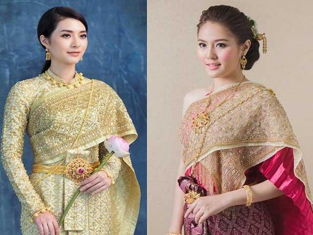 Thai-Dresses